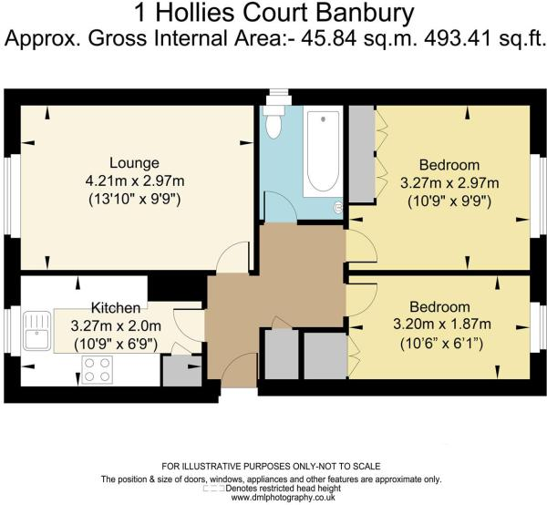 1 Hollies Court Banb