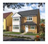 4 bedroom new property for sale in West Hill Wincanton...