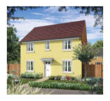 new home for sale in West Hill Wincanton...