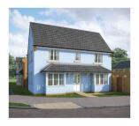 3 bedroom new property in West Hill Wincanton...