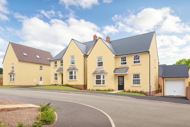 new homes for sale in Exeter