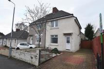 2 bedroom semi detached house in Calder Drive, Bellshill...