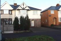 3 bed home to rent in Baldwins Lane, Hall Green