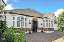 Bungalow for sale in Ashurst Drive...