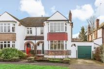 semi detached home for sale in Chiltern Way...