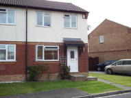 semi detached home to rent in Sully Close, Bridgwater...