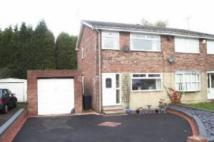 semi detached property to rent in Gowy Close, Alsager, ST7