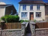 semi detached home for sale in Wood Road, Pontypridd