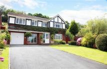 Detached home for sale in Parc Nant Celyn...