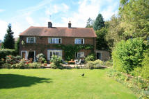 Detached house in School Lane, Lodsworth...