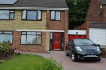 3 bedroom semi detached property in Wardley
