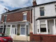 Terraced house in South Shields
