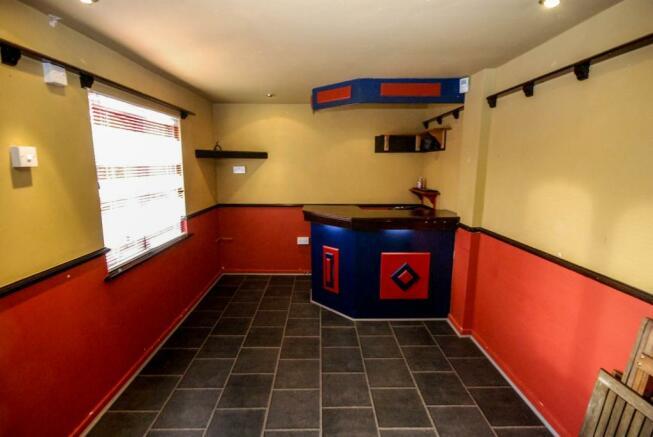Bar/ Playroom