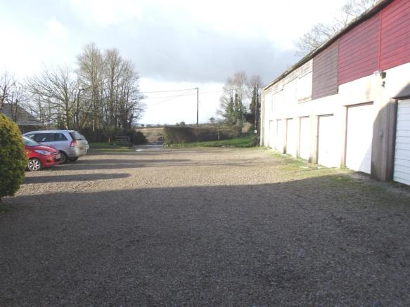 Parking and Store