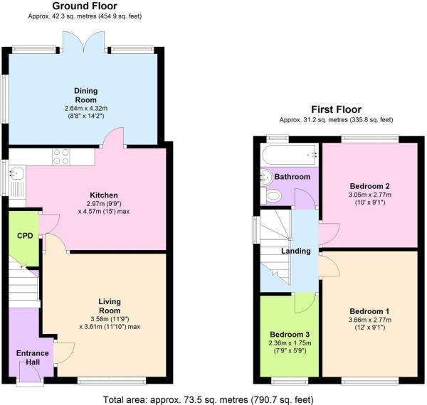 47 Thilrmere Avenue floorplan.JPG
