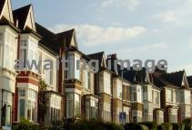 Terraced home in Cheltenham Terrace...