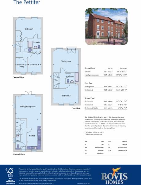 B-E2 Floor Plan