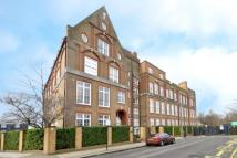Flat in Este Road, Battersea...
