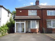 3 bed property in First Avenue...