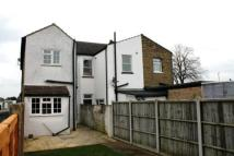End of Terrace property in Staines Road West...