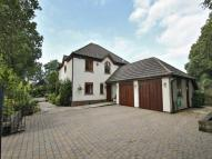 Detached house for sale in Woodcock Lane, Hordle...