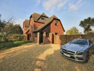 Detached home for sale in Hordle Lane, Hordle...