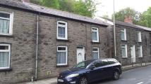 Terraced property in Factory Road, Bargoed...