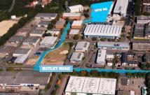 property to rent in Site D2, Hamilton Business Park, Hedge End, SO30