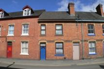 3 bedroom Terraced home for sale in Berriew Road, Welshpool...