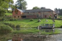 4 bed Equestrian Facility house in Cwm Nant Y Meichiad...