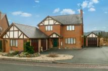Detached house in Naylor Fields, Arddleen...
