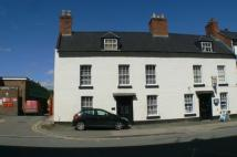 5 bed Town House for sale in Severn Street, Welshpool...