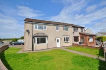 4 bed semi detached house in Chatsworth Drive...
