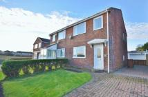 3 bed semi detached home in Daleview Close, Egremont
