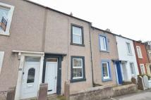 Terraced house in East Road, Egremont