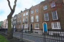 4 bedroom Terraced home to rent in Paradise Row, London