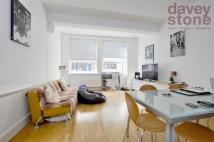 1 bed Flat to rent in Mallow Street, London