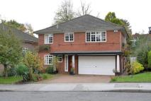 Detached home to rent in Copley Dene, Bromley...