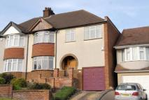 semi detached property for sale in Barnehurst  Avenue...