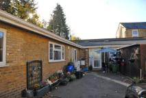 1 bed semi detached house in Chelsfield Road...