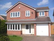 Detached home in Cranborne Close, Belmont...