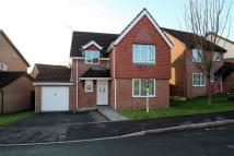 4 bed Detached property in Cae Cadno...