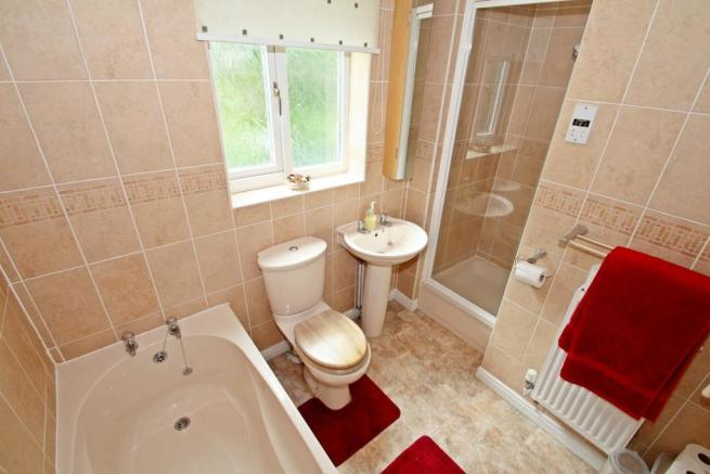 Family Bathroom with