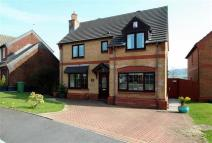 4 bedroom Detached home in Clos Cadwgan...