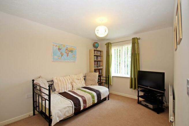 Bedroom Two (double)