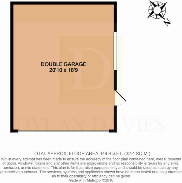 Double Garage Floor