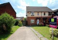 3 bed semi detached home for sale in Cwrt Y Waun, Manor Chase...