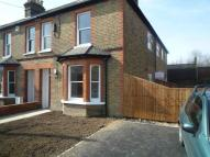 2 bedroom semi detached property to rent in Bellingham Lane...