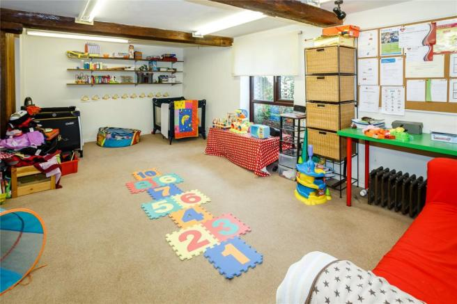 Studio/Playroom