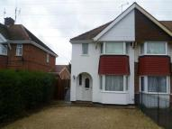 semi detached house to rent in Arrowsmith Avenue...